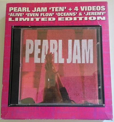 Pearl Jam - Europe 1993